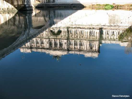 Specchiarsi sul fiume - Roma (2196 clic)