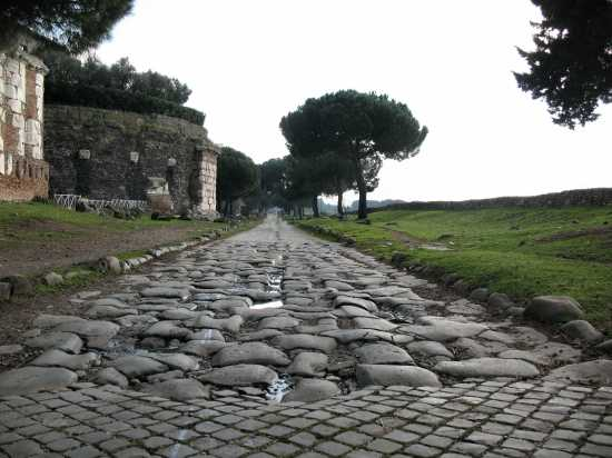 Regina Viarum - Roma (1979 clic)