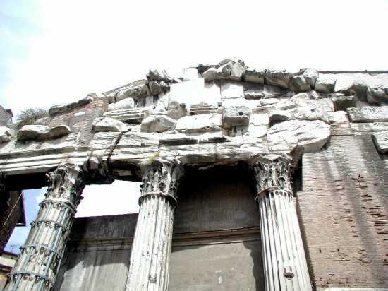 Portico di Ottavia - Roma (2615 clic)