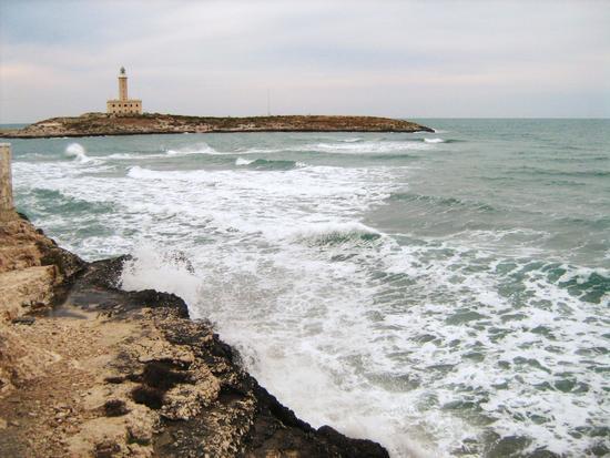 Il Faro di Vieste (1631 clic)