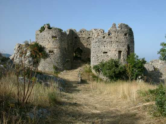 castellonormanno - Pazzano (2405 clic)