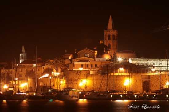 La cattedrale  . - ALGHERO - inserita il 13-Sep-09