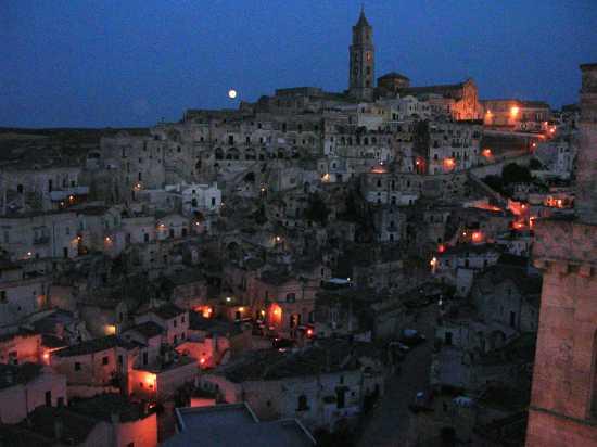I Sassi - Matera (4652 clic)