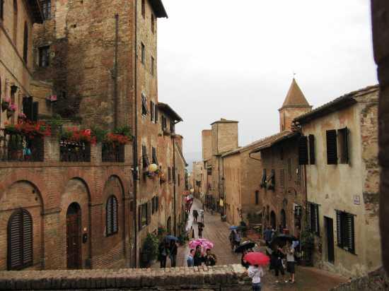 Borgo antico - Certaldo (2389 clic)