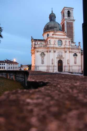 monte berico  - Vicenza (1978 clic)