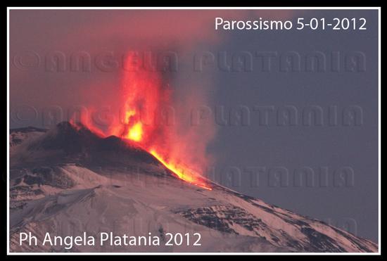 Buon anno Etna!!!! - Catania (1714 clic)