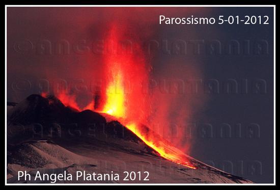Buon anno Etna!!!! - Catania (1877 clic)