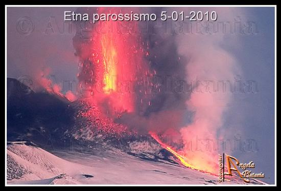 Buon anno Etna!!!! - CATANIA - inserita il 09-Jan-12