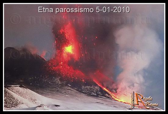 Buon anno Etna!!!! - Catania (1934 clic)