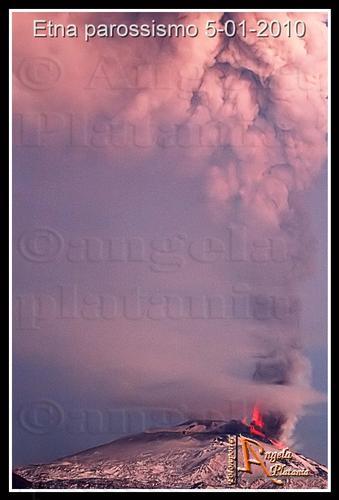 Buon anno Etna!!!! - Catania (1824 clic)