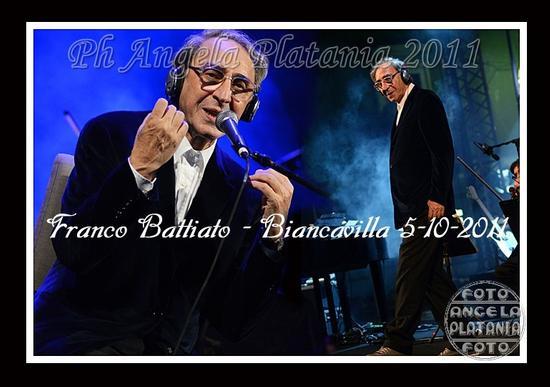 Il maestro Battiato - Biancavilla (3503 clic)