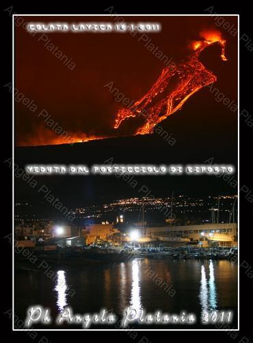 L'etna in festa....2011 - Riposto (2903 clic)