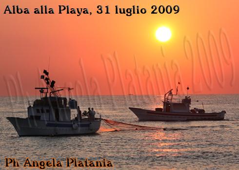 I colori dell'alba - Catania (3844 clic)