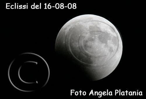 Eclissi parziale - Catania (2737 clic)