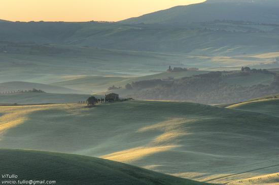Toscana, Siena, Val d'Orcia - San quirico d'orcia (3284 clic)