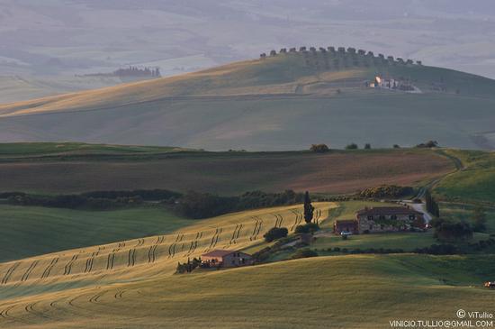 Toscana, Siena, Val d'Orcia - San quirico d'orcia (3477 clic)