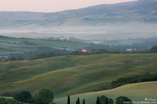 Toscana, Siena, Val d'Orcia - San quirico d'orcia (2545 clic)