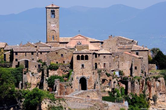 Lazio, Viterbo, Civita di Bagnoregio (6365 clic)