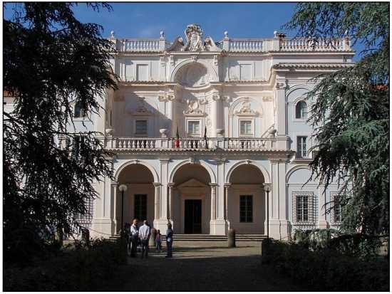 Villa Falconieri - Frascati (4551 clic)