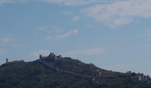 Il castello - Roccasecca (1928 clic)