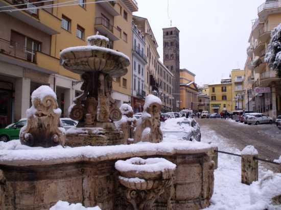 la piazza - Velletri (4393 clic)
