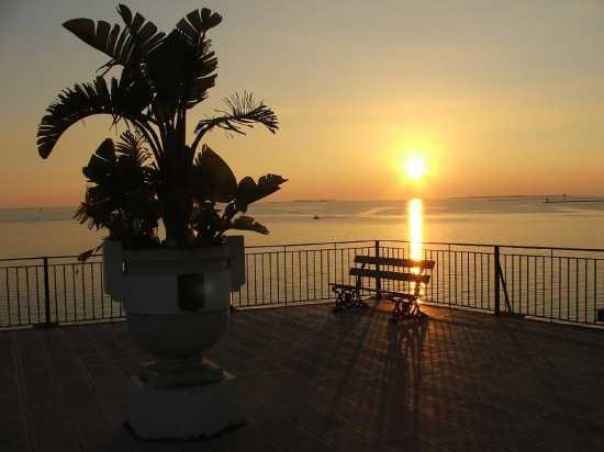 Tramonto Mar Grande - Taranto (5171 clic)