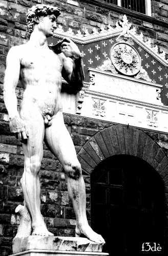 David - Firenze (1980 clic)