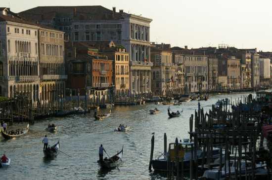 Venezia - Grande Canale (2331 clic)