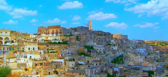 MATERA      I sassi - Moliterno (2487 clic)