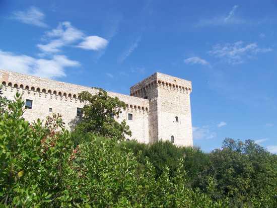NARNI La Rocca Albornoz (2239 clic)