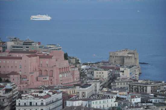 nunziatella e castel dell'ovo - Napoli (5040 clic)