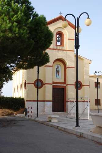 Chiesa di San Pietro - Borgo bonsignore (3607 clic)