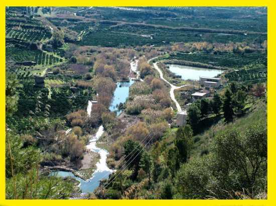 Fiume Verdura - 06-01-2006 - Sant'anna (4155 clic)