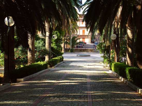 Ribera - Villa comunale (5085 clic)