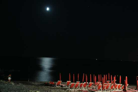 notte d'estate - Bordighera (3969 clic)