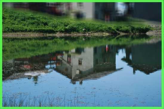 CHAMOIS : LA CASA SUL LAGO (3950 clic)