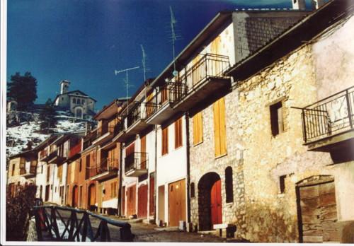CHIESA DEL CALVARIO - Tagliacozzo (2523 clic)
