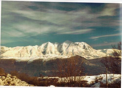 CATENA VELINO-SIRENTE - Tagliacozzo (2331 clic)