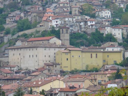 CONVENTO CLARISSE E TEATRO TALIA - Tagliacozzo (3190 clic)