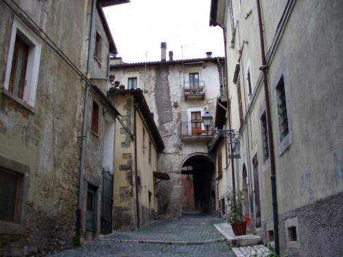 VICOLO - Tagliacozzo (2288 clic)