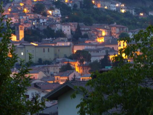 NOTTURNO - Tagliacozzo (2804 clic)