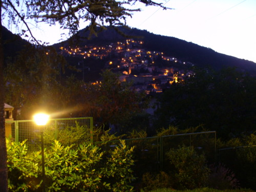 NOTTURNO - Tagliacozzo (3438 clic)