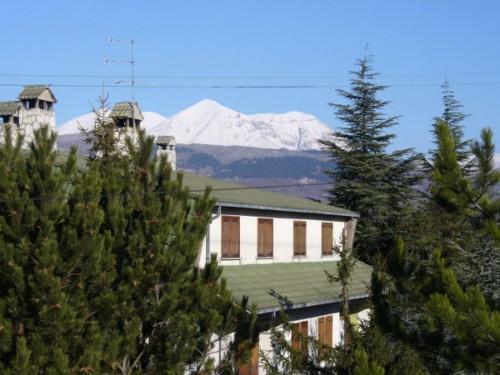 MONTE VELINO - Tagliacozzo (2457 clic)
