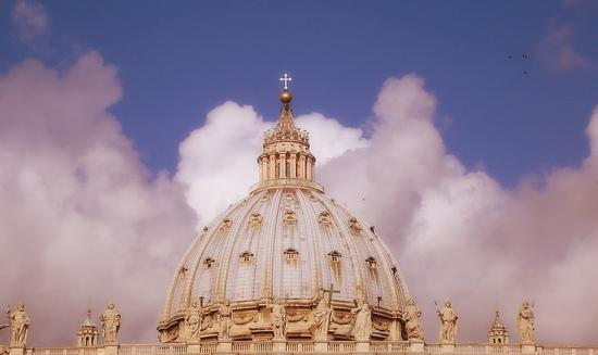 Piazza S. Pietro - Roma (1372 clic)