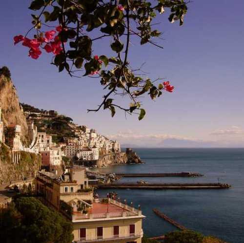 Fiori nel cielo... - Amalfi (3711 clic)