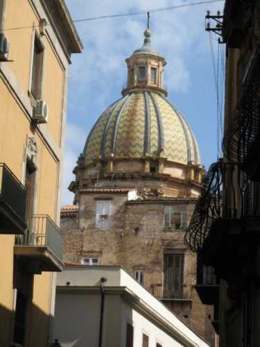 S. Giuseppe dei Teatini,  Palermo (3387 clic)