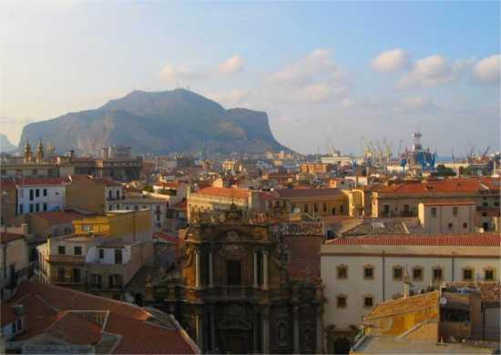 Monte Pelegrino, Palermo (3307 clic)