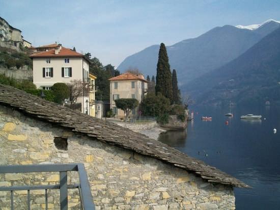 Riva del Tenciuu - Laglio (3080 clic)