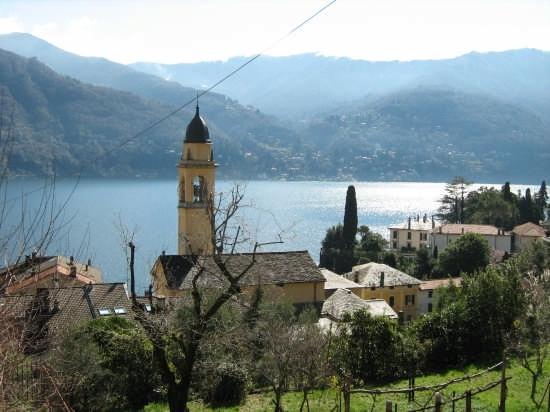 Chiesa di San Giorgio - Laglio (3780 clic)