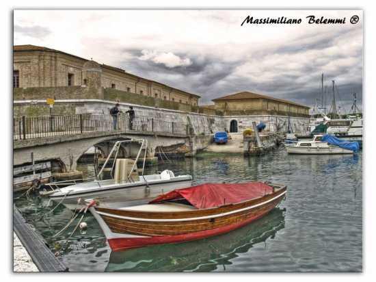 La Mole Vanvitelliana il lazzaretto - Ancona (3908 clic)